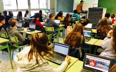 Llegan los Chromebooks a nuestro colegio.