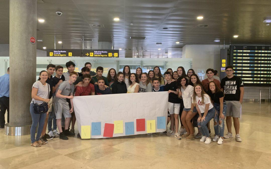 Intercambio Valencia-Nijkerk