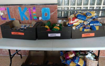 Éxito en la Campaña del Kilo