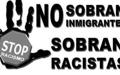 ANTE EL RACISMO NO TE CALLES