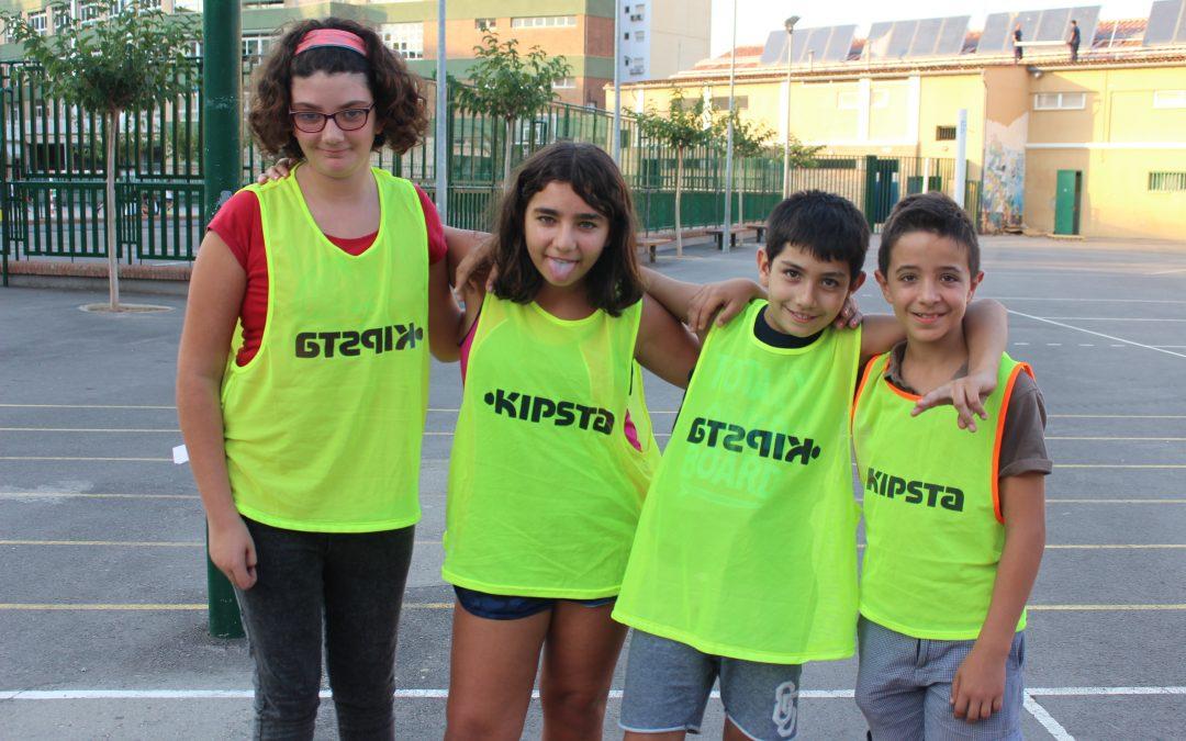 Inicio de curso en el centro de día Don Bosco de Valencia