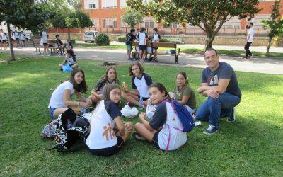 Los alumnos de Primaria disfrutan de unos días de Convivencia
