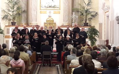 Recital de música en nuestra Parroquia