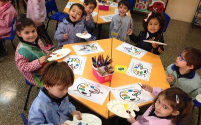 Proyecto de Miró en Educación Infantil