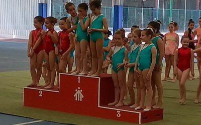 Competición de Gimnasia Rítmica