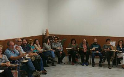 Los Grupos de Fe celebraron su Asamblea de Inicio de curso