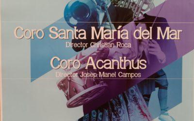 Concierto en la Parroquia San Antonio Abad.