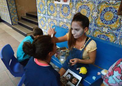 Halloween en el Centro de Día Don Bosco: ¿Truco o trato?
