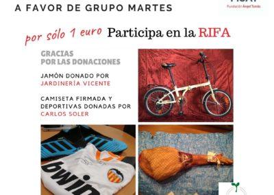 Participa en la RIFA